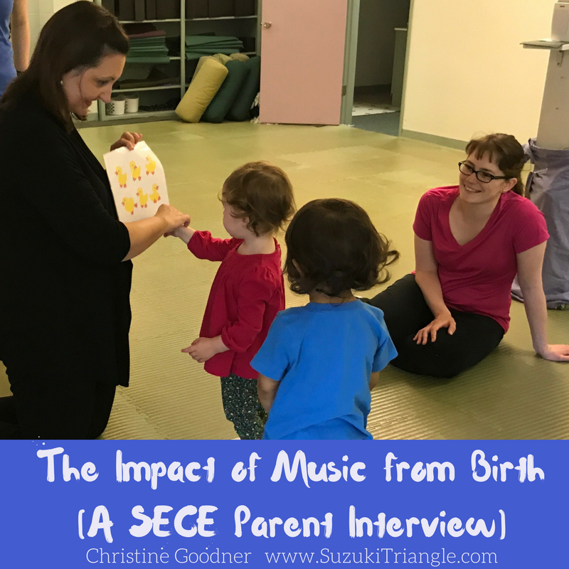 Parent Interview Music from Birth